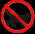 Macskákon nem alkalmazható